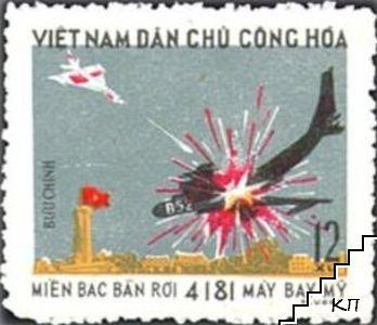 Miền Bắc bắn rơi 4181 máy bay Mỹ