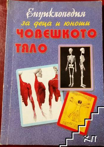 Енциклопедия за деца и юноши: Човешкото тяло