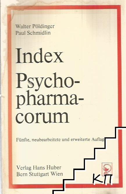 Index Psychopharmacorum