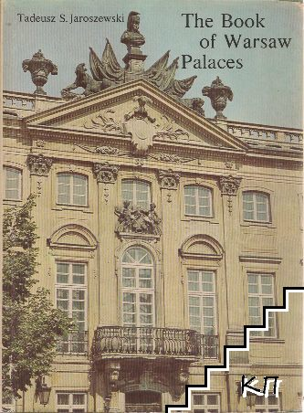 The book of Warsaw palaces